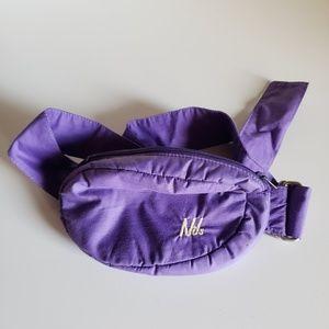 Handbags - Purple Waist Fanny Pack